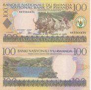Rwanda  P-29b  100 Francs  01 09 2003  UNC - Rwanda