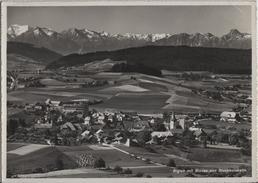 Biglen Mit Niesen Und Stockhornkette - BE Berne