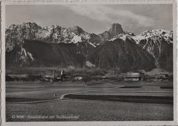 Amsoldingen Mit Stockhornkette - Photo: Franco-Suisse - BE Berne
