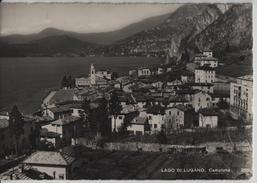 Lago Di Lugano - Campione - Photo: Vera - TI Tessin