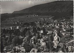 Mit Dem Flugzeug über Grenchen SO 176 - Photo: Perrochet - SO Solothurn