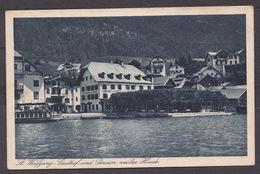 AUSTRIA ,  ST WOLFGANG , GASTHOF , OLD  POSTCARD - St. Wolfgang