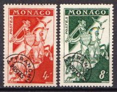 Monaco Stamps, No Gum - Monaco
