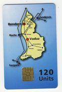 LIECHTENSTEIN___CHIP___carte Avec Puce___demo / Test - Liechtenstein
