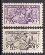 Monaco Used Stamps - Monaco