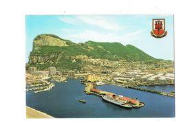 Cpm - GIBRALTAR - Marina - Bateau Bateaux - - Estoril 33 - Piroscafi