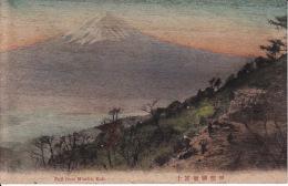 2545 39 Fuji From Misaka, Kai (bambu Card) - Altri