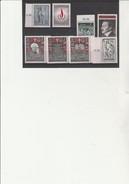 AUTRICHE -  N° 1100 A 1107  NEUF XX BORD DE FEUILLE  TB -ANNEE 1968 - 1945-.... 2ª República