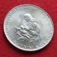 Turkey Turquia 500 Lira 1980 FAO F.a.o. UNC - Turquia
