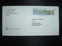CL EP LA POSTE Phil@poste PORT PAYE LA ROCHELLE CHARENTE-MARITIME + DEPOSE LE 21/08/2009 - Postal Stamped Stationery