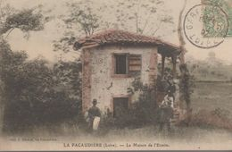 La Pacaudière (loire) La Maison De L'ermite - La Pacaudiere