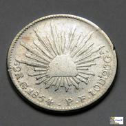 México - Guanajauto - 2 Reales - 1854 - México