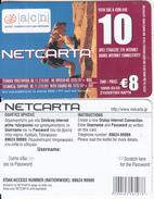 GREECE - Extreme Sports 1/Climbing, Netcarta By ACN Internet Prepaid Card 8 Euro(10 Hours), Tirage 10000, 03/03, Sample - Sport