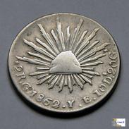 México - Guanajuato - 2 Reales - 1862 - México
