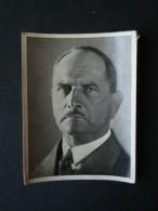 Der Staat Der Arbeit Und Des Friedens, Folge II, Bild  37, Reichsstatthalter Für Bayern, Ritter Von Epp - Kaufmanns- Und Zigarettenbilder