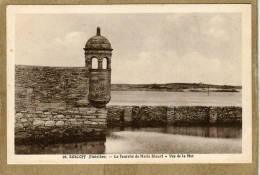 Roscoff (Finistère) Remparts, Tourelle - Roscoff