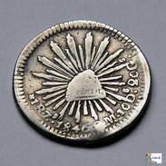 México - Zacatecas - 1 Real - 1846 - México