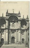Granada - Exterior De La Catedral - 2 Scans - Granada