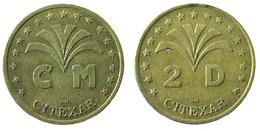 04586 GETTONE TOKEN JETON FICHA BELGIUM AMUSEMENT MACHINE CM CITEXAR - Netherland
