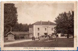 COURS - Hôtel Du Pavillon (animée) - France