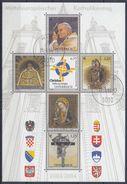AUSTRIA 2004 Nº HB-27 USADO - Blocs & Hojas