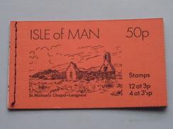 Stamps 50p : 12 At 3p  / 4 At 3 1/2p ( Zie Foto ) NEW - ISLE Of MAN ! - Man (Ile De)