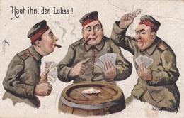 Haut Ihn Den Lukas - Cartes à Jouer