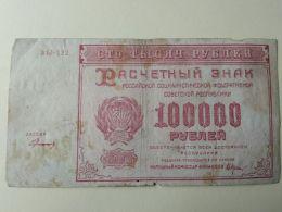 Russia 1921 100.000 - Russia