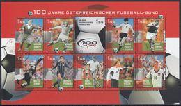 AUSTRIA 2004 Nº HB-29 USADO - Blocs & Hojas