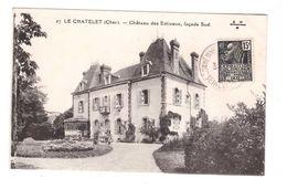 18 Le Chatelet Chateau Des Estivaux Façade Sud - France