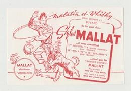BUVARD Stylos MALLAT - Stationeries (flat Articles)