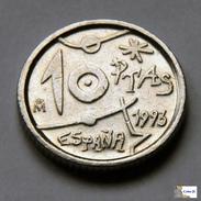 """España - 10 Pesetas - """"Miró"""" - 1993 - [ 5] 1949-… : Regno"""