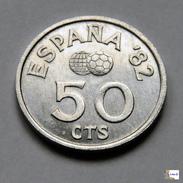 España - 50 Céntimos - 1980 - 50 Céntimos