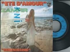 Vinyle  45 T , Zamphir 1976 - Instrumental