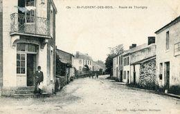 Saint Florent Des Bois Route De Thorigny - Saint Florent Des Bois