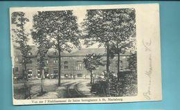 "-  **   ST. MARIABURG             ** --    """"  Vue Sur L'Etablissement De Bains Ferrugineux """". -- - Brasschaat"
