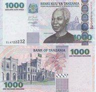 Tanzania  P-36  1000 Shilingi 2003  UNC - Tanzanie
