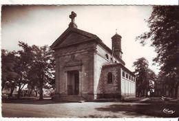 Cpsm  Tonneins  église St Pierre - Tonneins