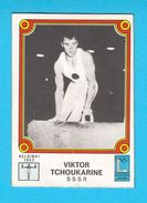 PANINI OLYMPIC GAMES MONTREAL 76 No 70 VIKTOR TCHOUKARINE Soviet Union Russia Gymnastics Juex Olympiques * Yugoslav Ed. - Gymnastique