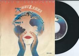 Vinyle  45 T ,   Jean Michel Jarre 1986 - Instrumental