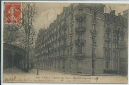 Vichy-Hôtel Du Parc-Hôpital Temporaire N°45 (Déchirure Réparée (ancien) Milieu Bord Gauche,voir Scan) (CPA) - Vichy