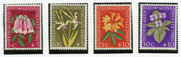 1959 - WEST NUOVA GUINEA - Mi. Nr.  57/60 - NH -  (UP.70.8) - Nuova Guinea Olandese