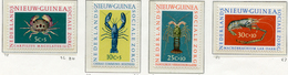 1962 - WEST NUOVA GUINEA - Mi. Nr.  78/82 - NH -  (UP.70.8) - Nuova Guinea Olandese