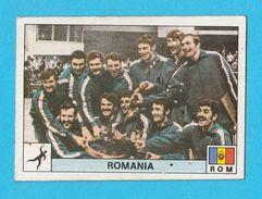 PANINI OLYMPIC GAMES MONTREAL '76 No. 226. ROMANIA Handball Hand-ball Olympia Juex Olympiques 1976. * Yugoslav Edition - Handball