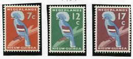 1959 - WEST NUOVA GUINEA - Mi. Nr.  54/56 - NH -  (UP.70.8) - Nuova Guinea Olandese