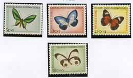 1960 - WEST NUOVA GUINEA - Mi. Nr.  63/66 - NH -  (UP.70.8) - Nuova Guinea Olandese