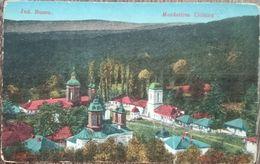 Romania Jud.Buzeu Monastirea Ciolanu - Romania