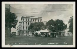 PERNAMBUCO - RECIFE - Posto De Automoveis. ( Nº 346) Carte Postale - Recife