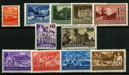 1756- Liechtenstein Nº 130/40 - Liechtenstein