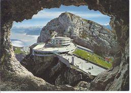 Pilatus Kulm - Hotel Bellevue - **93700-015** - LU Lucerne